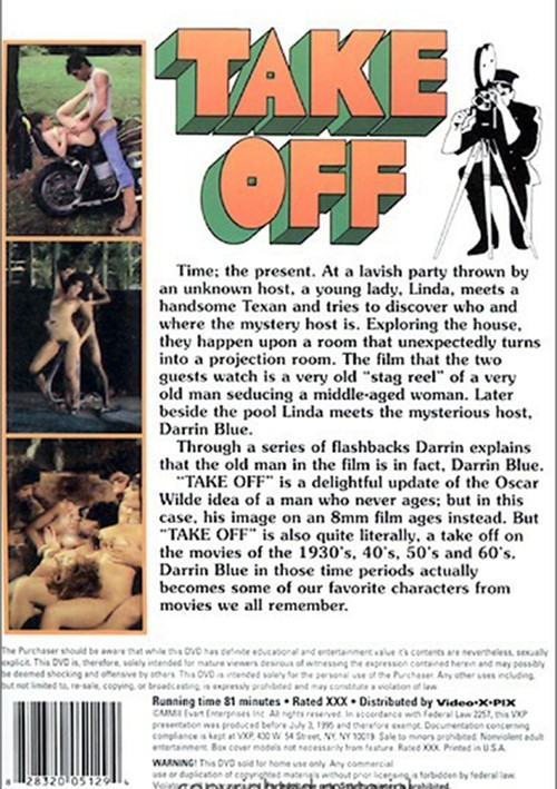 Back cover of Take-off