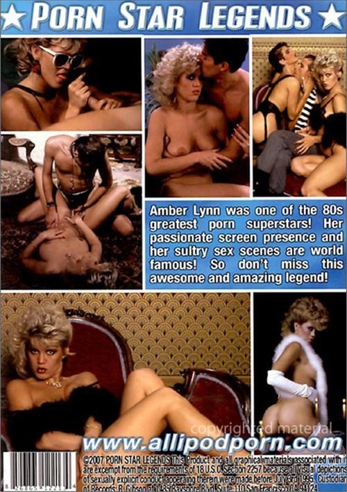 Porn Star Legends Amber Lynn
