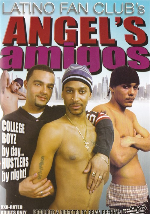 Angel's Amigos Boxcover
