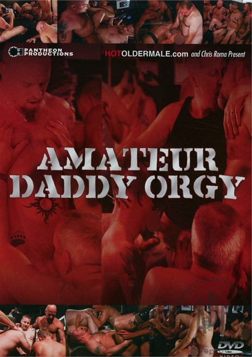 Amateur Daddy Orgy Boxcover