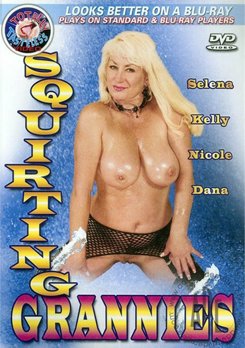Granny squirting video