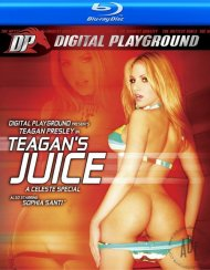 Teagans Juice Blu-ray Movie