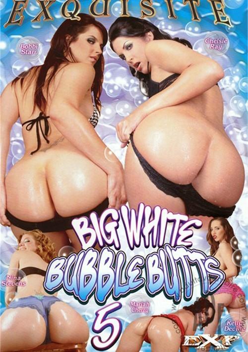 Bubble porn white Big butt Bubble Butt