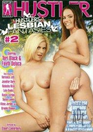 Hustler's Lesbian Fantasies #2 Porn Video