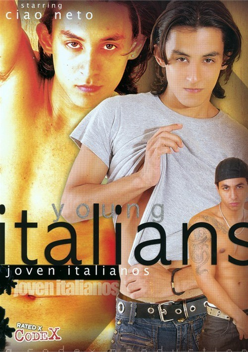 Young Italians Boxcover