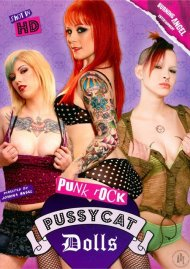 Punk Rock Pussy Cat Dolls