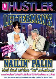 Letterman's Nailin' Palin Porn Video