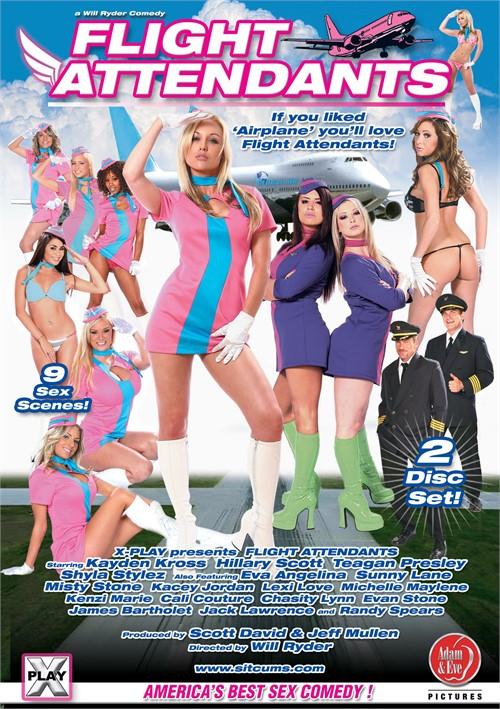 Stewardess porn movie
