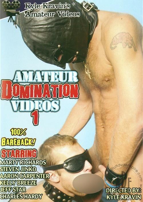 Amateur Domination Videos 1 Boxcover