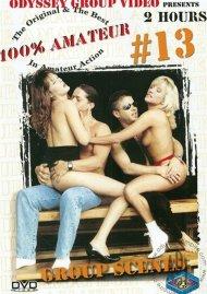 100% Amateur #13: Group Scenes Porn Video