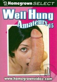 Well Hung Amateurs 15 Porn Video