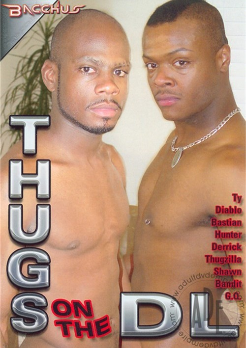 Thugs On The DL Boxcover
