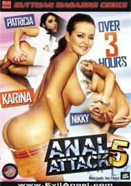 Anal Attack 5 Porn Video