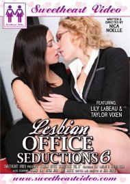 Lesbian Office Seductions 6 Porn Video
