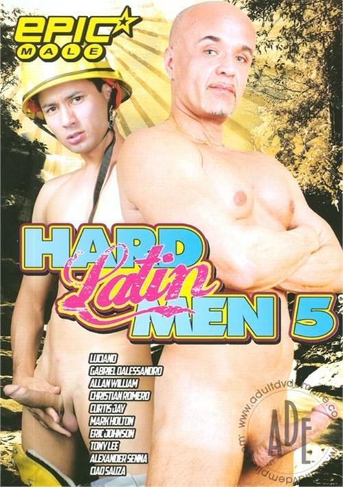 Hard Latin Men 5 Boxcover