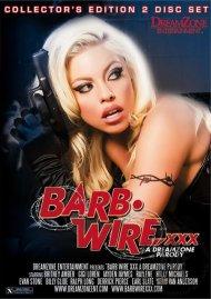 Barb Wire XXX: A Dream Zone Parody