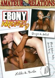 Ebony Amateurs Porn Video