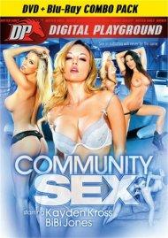 Community Sex (DVD + Blu-ray Combo)