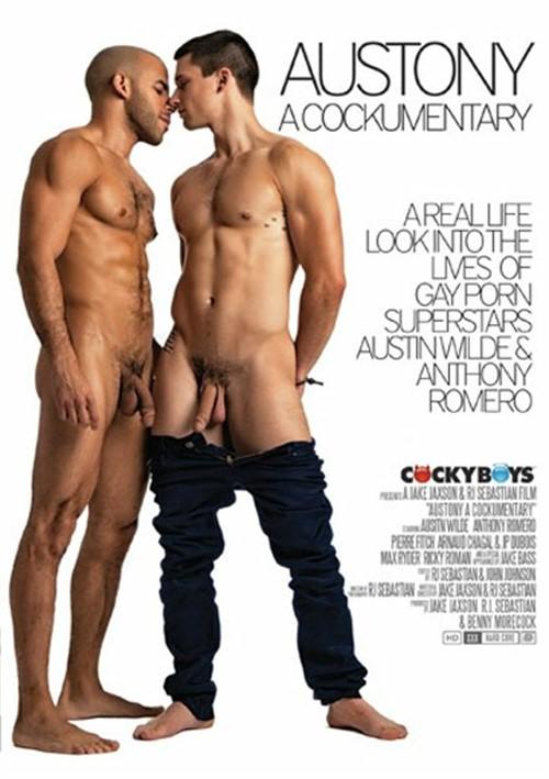Austony: A Cockumentary Boxcover
