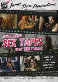James Deen's Sex Tapes: First Time Pornos Porn Video