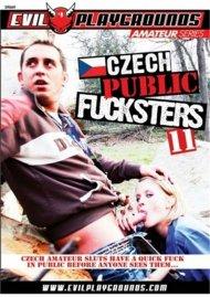 Czech Public Fucksters #11 Porn Video