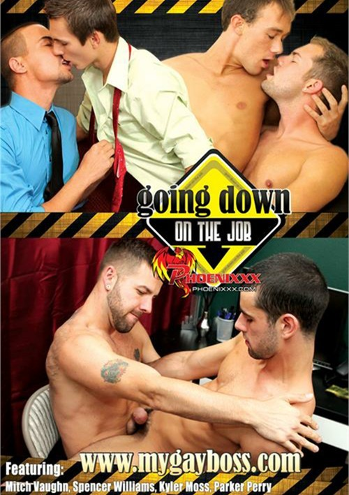 Going Down On The Job Boxcover