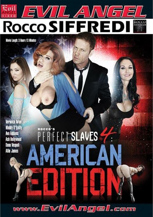 Rocco's Perfect Slaves #4: American Edition