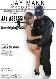 Jay Assassin: Does Them All 3 - Worshipping Ass Porn Video