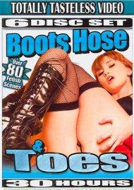 Boots Hose & Toes 6-Disc Set