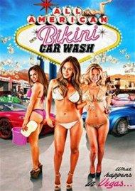 All American Bikini Car Wash porn DVD from Millennium Entertainment.