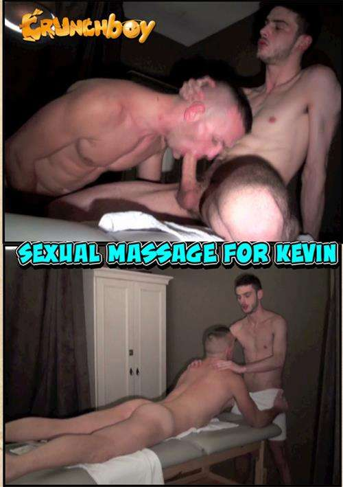Sexual Massage for Kevin Boxcover