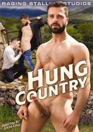Hung Country gay porn DVD from Raging Stallion Studios