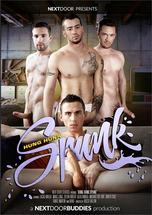 Hung Hunk Spunk Boxcover