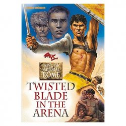Twisted Blade in the Arena: Boys of Imperial Rome 4 Sex Toy