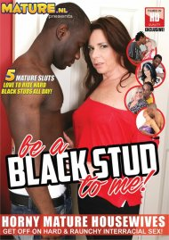 Be A Black Stud To Me! Porn Video