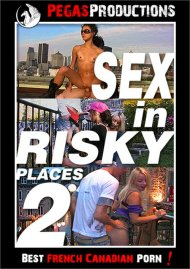 Sex in Risky Places 2 Porn Video