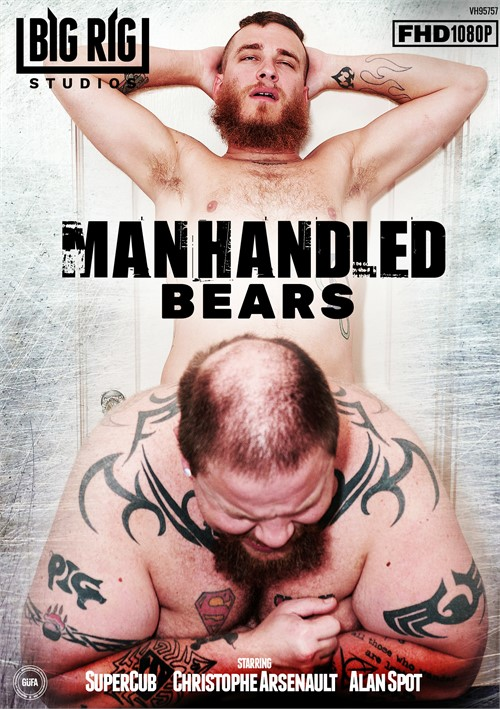 Manhandled Bears Boxcover