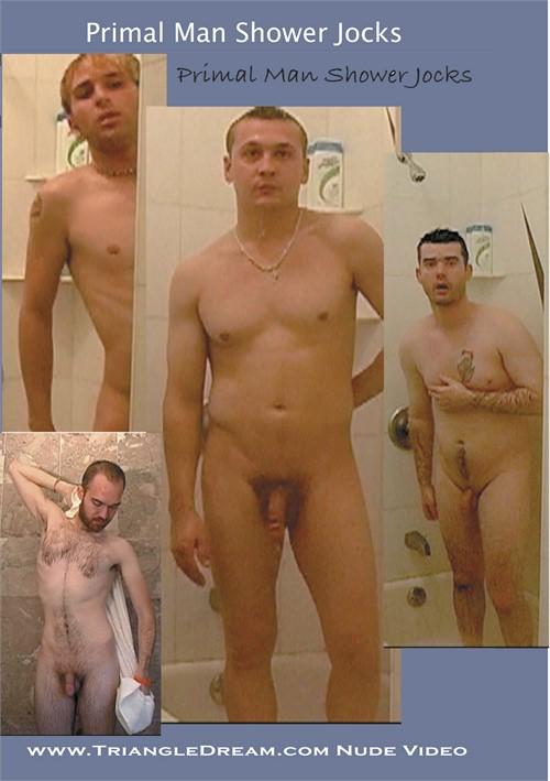 Primal Man: Shower Jocks Boxcover