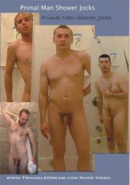 Primal Man: Shower Jocks Porn Video