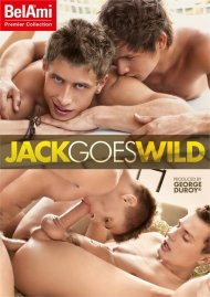 Jack Goes Wild gay porn DVD from Bel Ami.