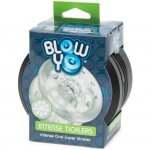 Blow Yo - Intense Ticklers - Intense Oral Super Stroker - Clear Sex Toy