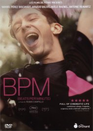 BPM (Beats Per Minute) gay cinema DVD from Passion River