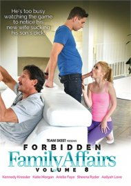Buy Forbidden Family Affairs Vol. 8