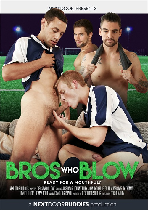 Bros Who Blow Boxcover