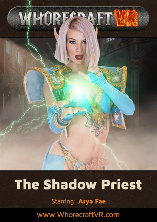 The Shadow Priest Boxcover
