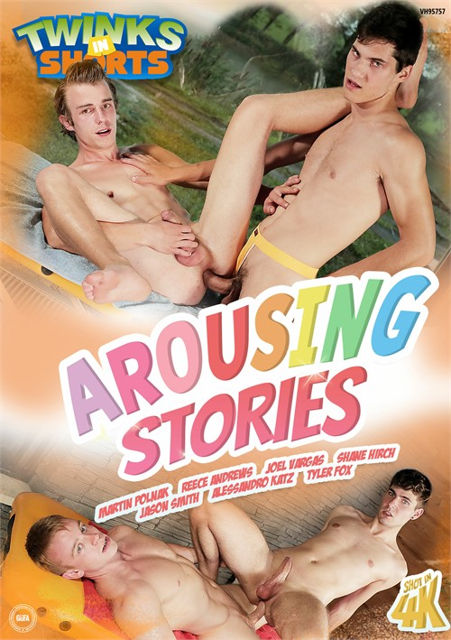 Arousing Stories Boxcover