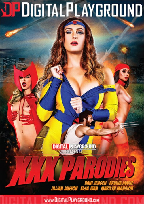 Xxx Parodies  Adult Dvd Empire