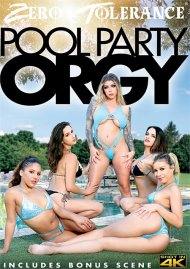 Pool Party Orgy Porn Video