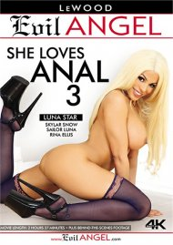 She Loves Anal 3 Movie