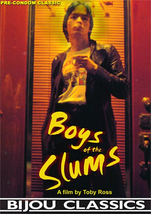 Boys of the Slums Boxcover